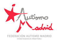 Logotipo Autismo madrid